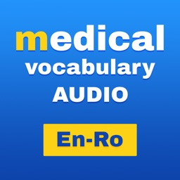 Medical Vocabulary Audio EN-RO
