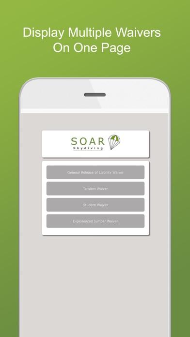 Smartwaiver KioskScreenshot of 1