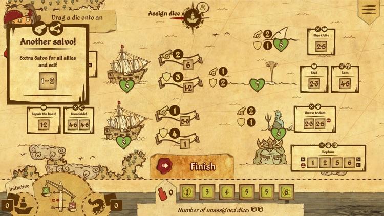 Here Be Dragons screenshot-0