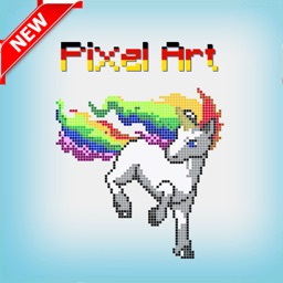 Color by Number-Picxel Art