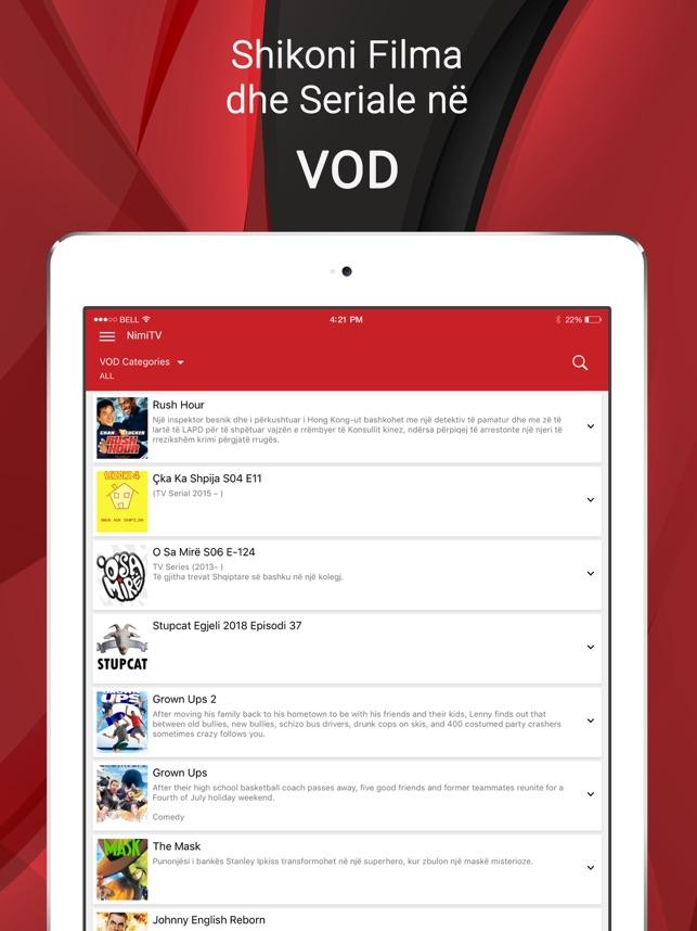 NimiTV on the App Store