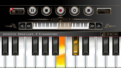 The Best Pianoのスクリーンショット3