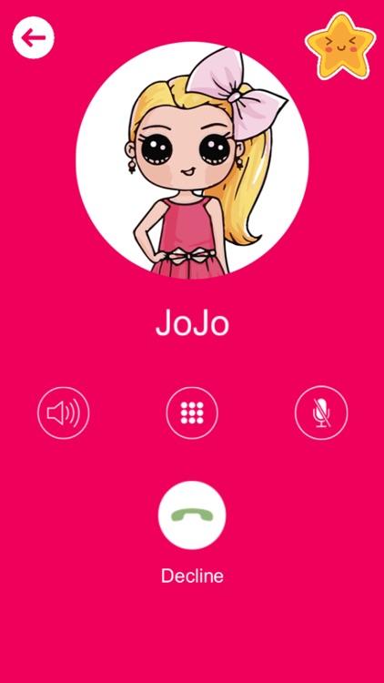 Call from Jojo - Calling Siwa