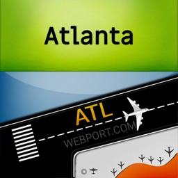 Atlanta Airport (ATL) + Radar