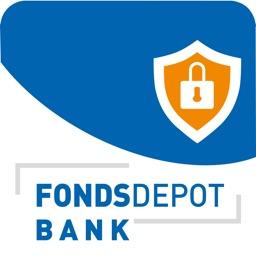 pushTAN-App Fondsdepot Bank