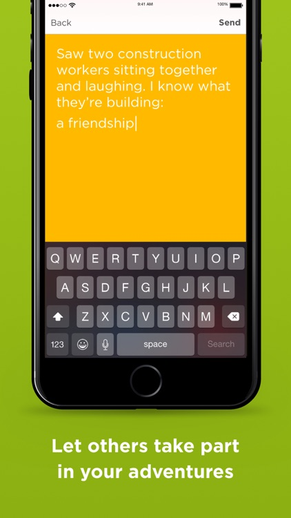 Jodel - The Hyperlocal App screenshot-3
