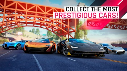 Asphalt 9: Legends screenshot 1