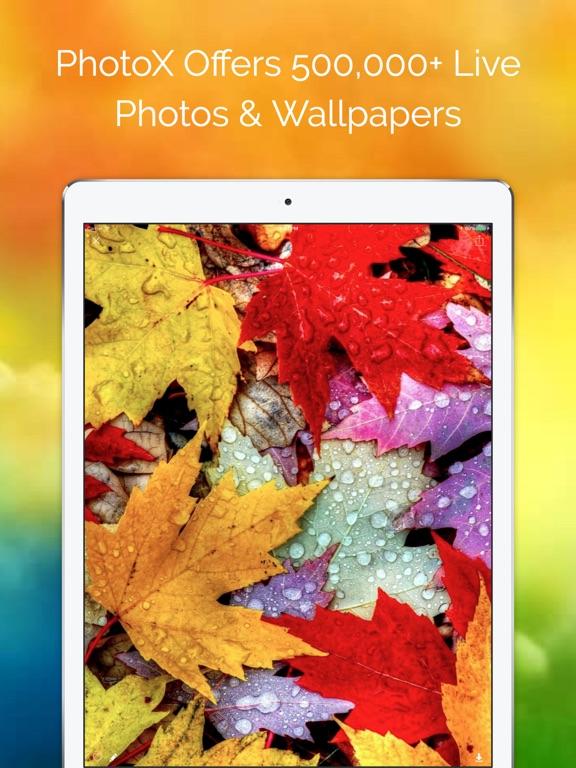 Screenshot #4 pour PhotoX Pro Top Live Wallpapers