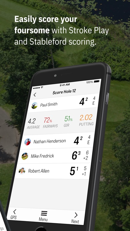 Golfshot Plus: Golf GPS + AR screenshot-4
