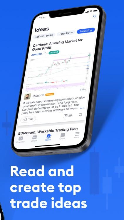 TradingView: Track All Markets screenshot-3