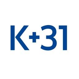 Личный кабинет К+31