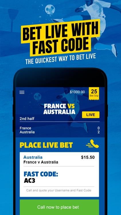 Sportsbet - Online Betting App screenshot-3