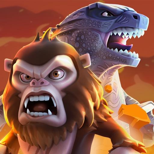 Go BIG! Feat. Godzilla vs Kong