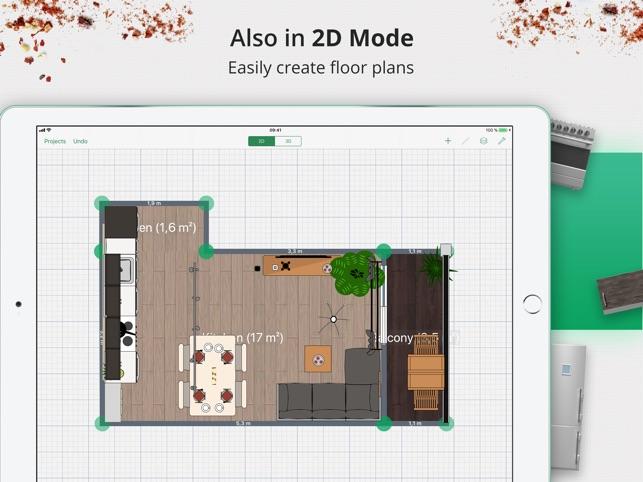 Planificador de cocinas en App Store
