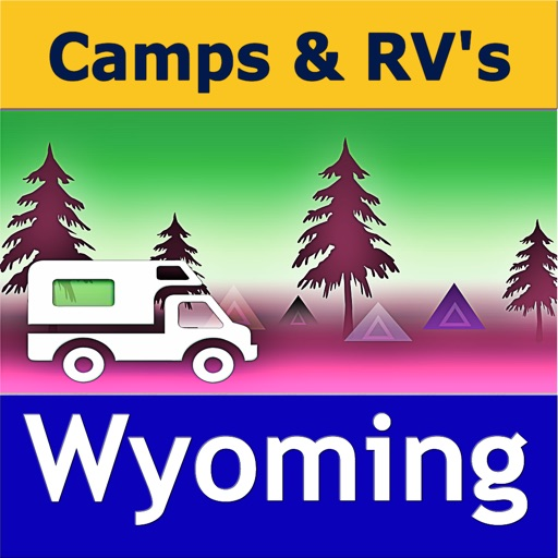 Wyoming – Camping & RV spots