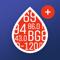 App Icon for Glucose Buddy+ for Diabetes App in Azerbaijan IOS App Store