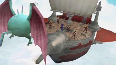Screenshot from FINAL FANTASY IV (3D REMAKE)