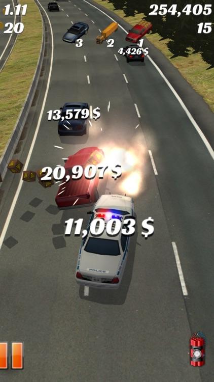 Highway Crash Derby screenshot-3