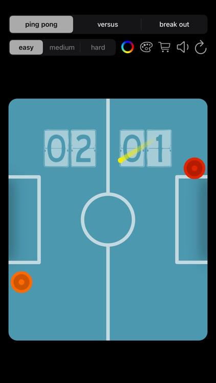 Ping Pong - Watch Retro Game