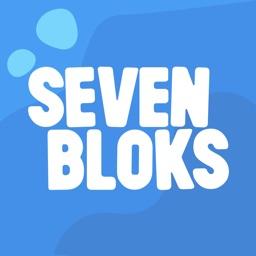 SevenBloks -not a match 3 game