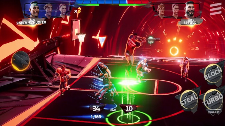 Ultimate Rivals: The Court screenshot-7