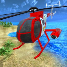 Helicopter Rescue Flying Sim