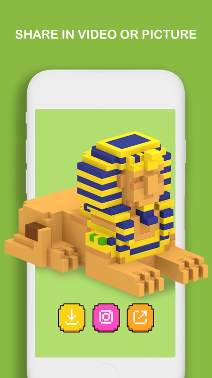 Voxel - Color by Number screenshot-4