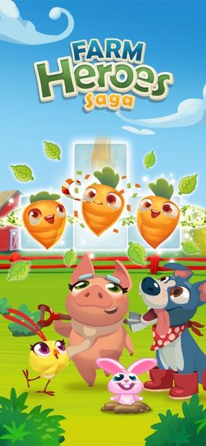Farm Heroes Saga En App Store