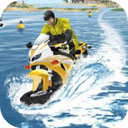 Beach Bike Water: Challenge Ra