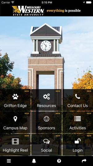 Mwsu Griffons On The App Store