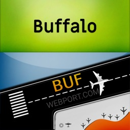 Buffalo Airport Info + Radar