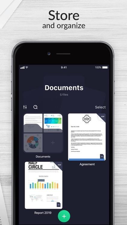 Scan Hero: PDF Scanner App screenshot-3