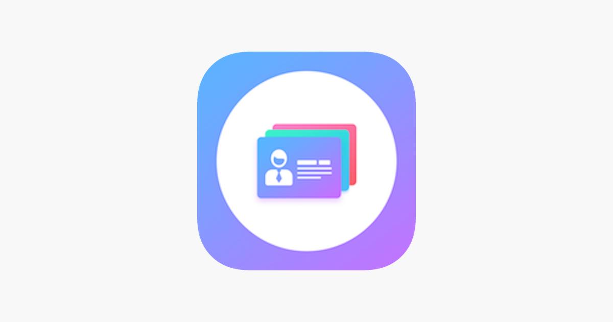 Visitenkarten Maker Im App Store