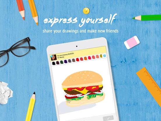 Draw Something на iPad