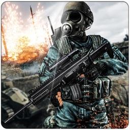 World War Shooting Battle