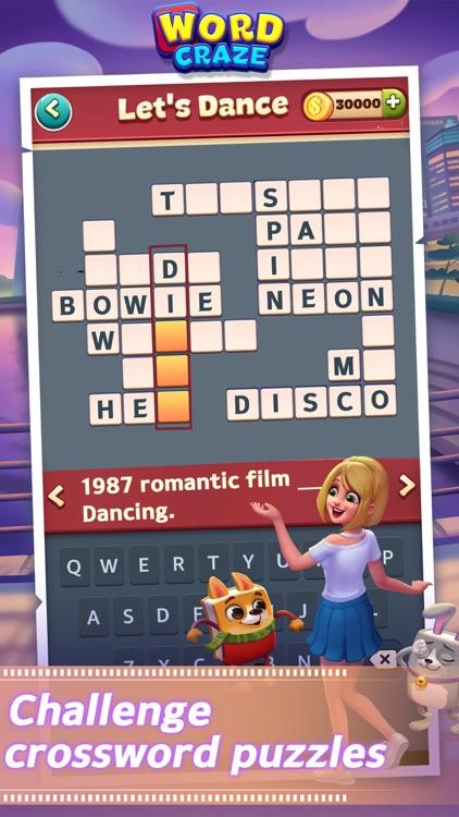 Word Craze - Trivia crosswords screenshot-5