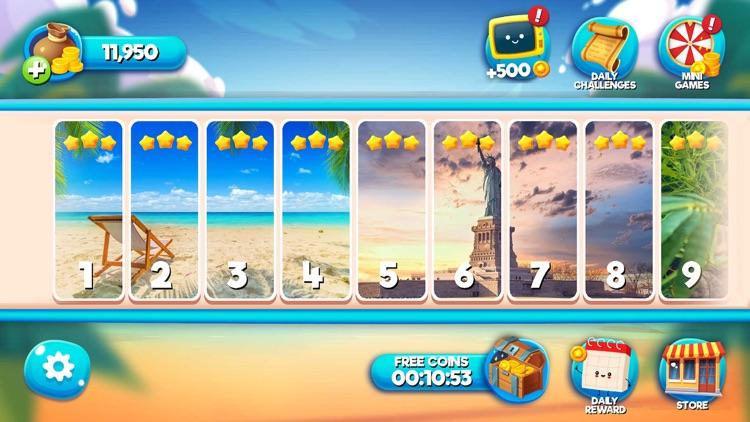 Tri Peaks Solitaire Card Games screenshot-7