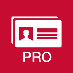 Ícone do app ≡ Business Card Reader Pro