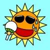 熱中症警戒計 - iPhoneアプリ