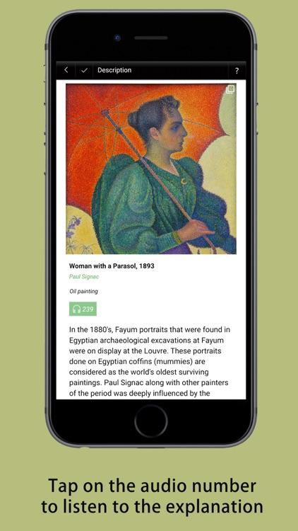 Orsay Museum Paris Guide screenshot-5