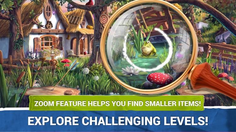 Hidden Object Games Fairy Tale