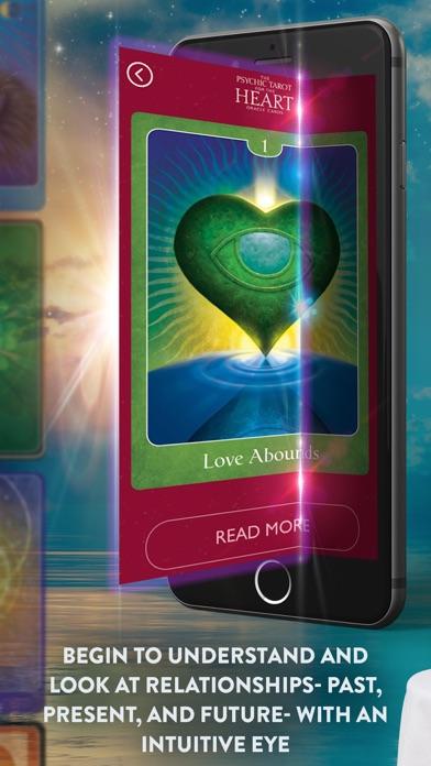 Psychic Tarot for the Heart screenshot 3