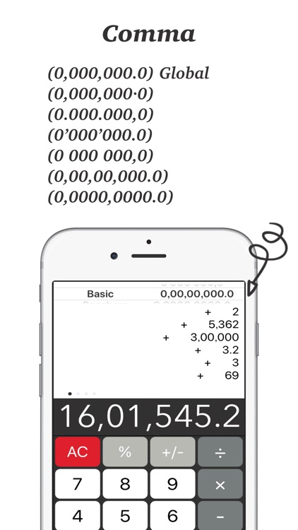Calculator + - Twin Plus App # screenshot-1