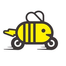 蜜蜂出行-一度电穿行一座城