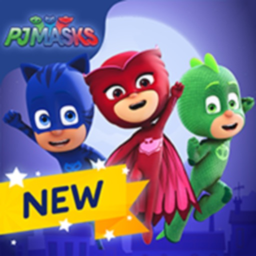 PJ Masks: Moonlight Heroes