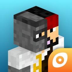 Skins Pro Creator MC Addons En App Store - Como crear skin para minecraft 1 8 no premium