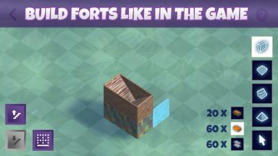 Fort Designer for Fortnite Screenshot on iOS