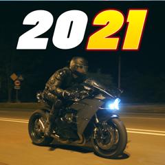 Moteur Tour: course de moto