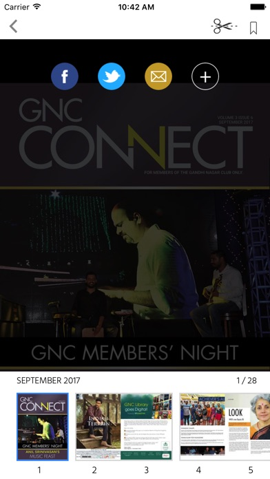 GNC CONNECT screenshot 2