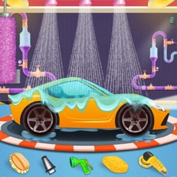 Car Salon: Car wash Simulation